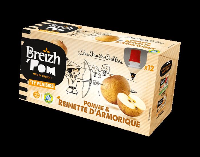 Image du produit Pomme Reinette d'Armorique